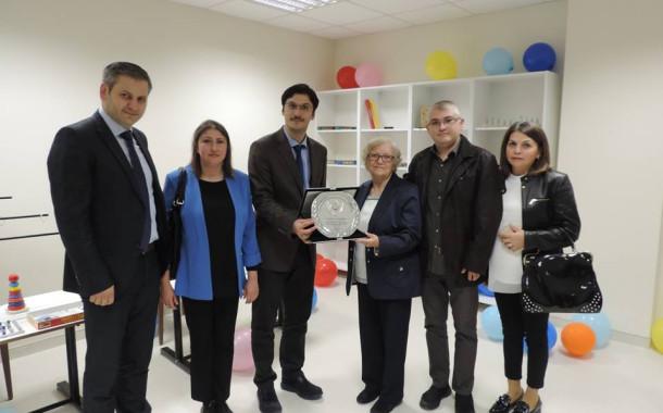 Bolu Fizik Tedavi Hastanesinde Yeni El Rehabilitasyon Ünitesi Açıldı