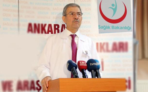 Sağlık Bakanı Ahmet Demircan: