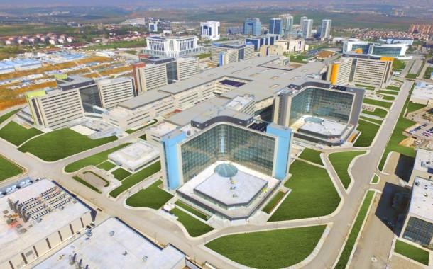 Avrupa'nın En Büyük Sağlık Tesisi - Bilkent Şehir Hastanesi