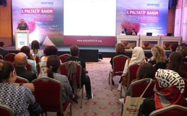 Uluslararası Katılımlı Palyatif Bakım Sempozyumu