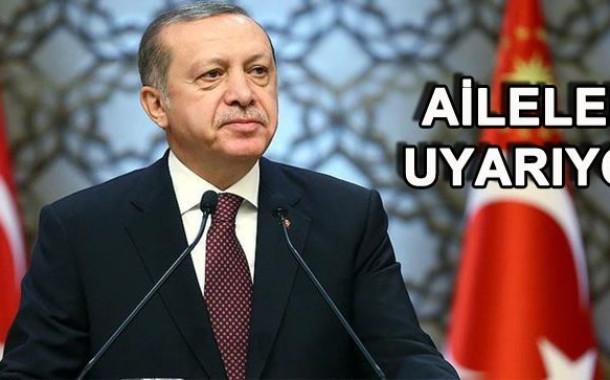Erdoğan: Elektronik sigara diye bir tilkilik var!Bize çok geldiler..