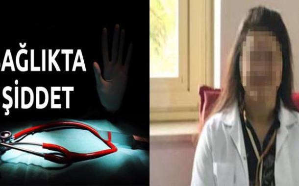Manisa'da doktora şiddet! Kadın doktor dehşeti yaşadı