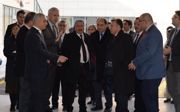 Ankara Bilkent Şehir Hastanesinde Son Hazırlıklar Tamam