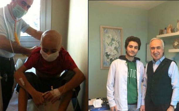 14 Mart Tıp Bayramında Yusuf Kayaer'den Duygulandıran Paylaşım