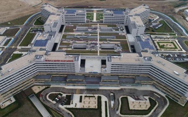 Türkiye'nin 10. Şehir Hastanesi 16 Temmuz'da Kapılarını Açıyor