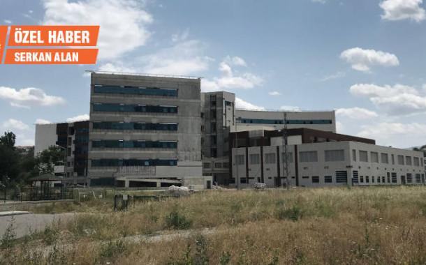 Mamak Devlet Hastanesi'nin Akıbeti Belirsiz