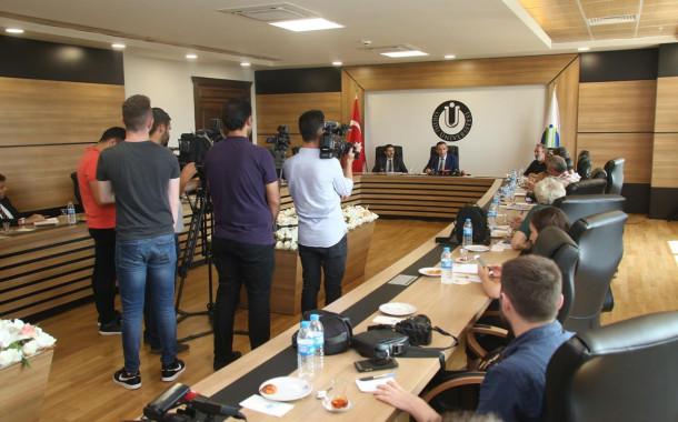 Rektör Prof.Dr. Ali Akdoğan