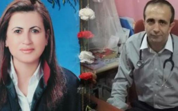 Eşini öldüren doktor zanlı, hakim karşısına çıktı