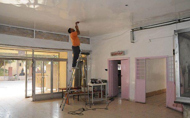 Teröristlerden temizlenen Tel Abyad'da, sağlık alanındaki çalışmalara hız verildi