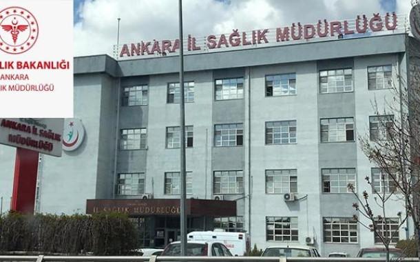 Ankara İl Sağlık Müdürlüğünden O İddia Hakkında Açıklama Geldi