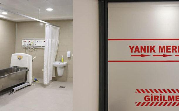 Eskişehir Şehir Hastanesi Yanık Merkezi