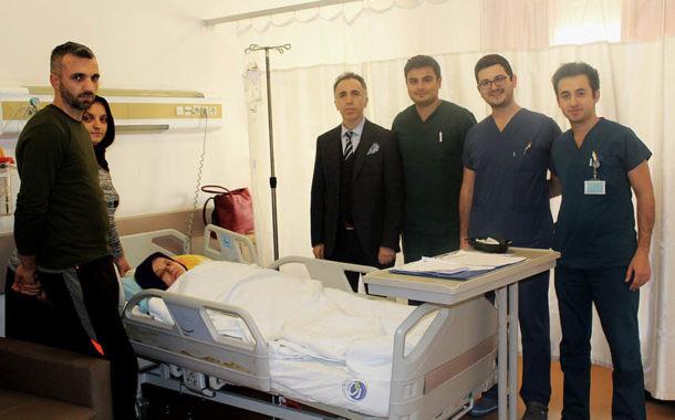 Sakarya Üniversitesi Eğitim ve Araştırma Hastanesi Üroloji Kliniği Başarılı Ameliyatlara İmza Atıyor