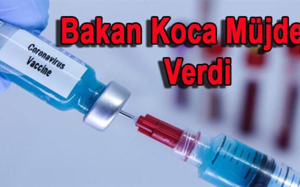 İşte Çin Aşısının Türkiye'ye Geleceği Tarih