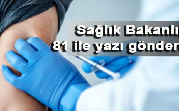 Koronavirüs aşıları randevu ile yapılacak