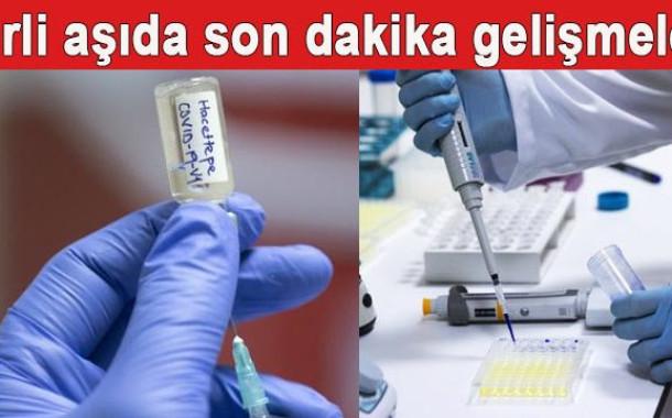 Yerli aşıda Faz-2 Müjdesi