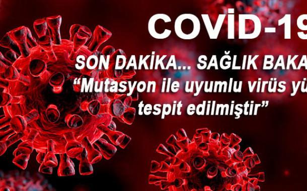 Türkiye'de mutasyonlu virüs tespit edildi
