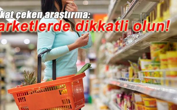Covid 19 en çok marketlerden bulaşıyor