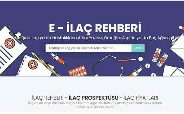 İlaç Rehberi - İlaç Prospektüsü