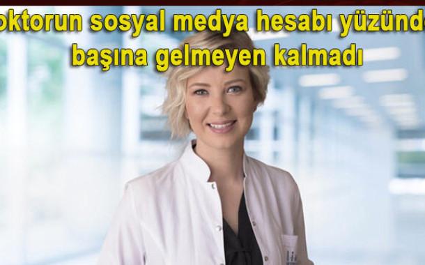 Doktor Harika Sönmez'in sosyal medya hesabını dolandırıcılar çaldı