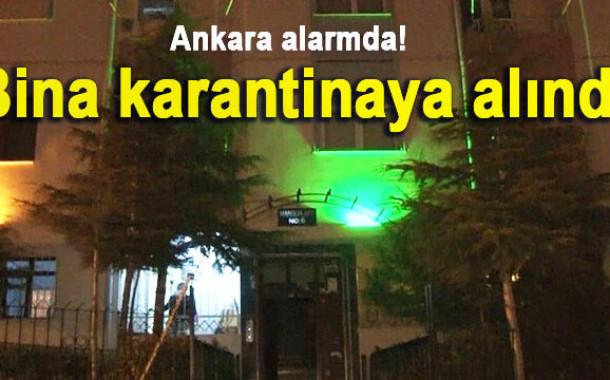 Ankara'da mutasyonlu corona iddiası!
