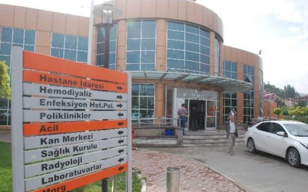 Tokat Devlet Hastanesi Doktorları