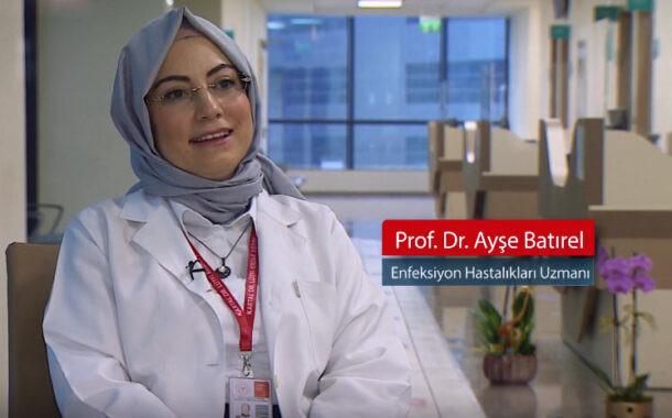 Prof. Dr. Ayşe Batırel: Yine dünyaya gelsem yine doktor olurdum
