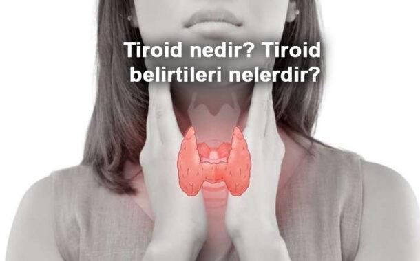 Halsizliğin ve fazla kiloların sebebi Tiroid hastalığı