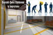 İzmir Bayraklı Şehir Hastanesi İş Başvurusu Başladı mı?