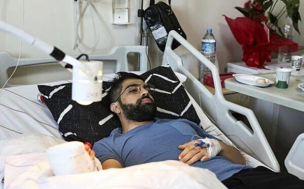 Bıçaklı saldırısına uğrayan Dr. Ertan İskender Son Dakika