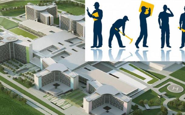 Etlik Şehir Hastanesi iş başvurusu