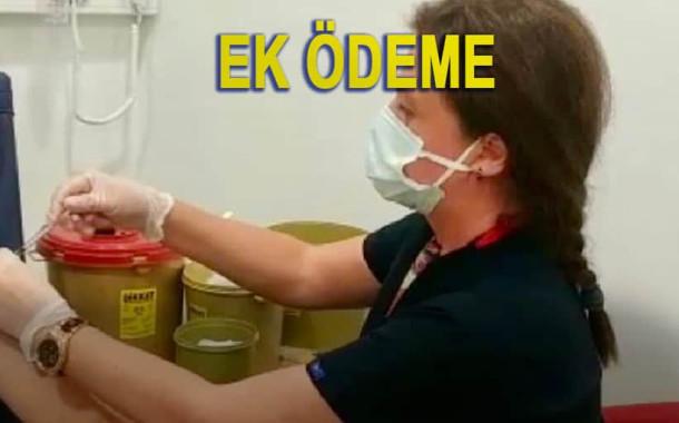 Sağlık Personeli Ek Ödeme