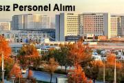 Etlik şehir hastanesi sınavsız personel alımı