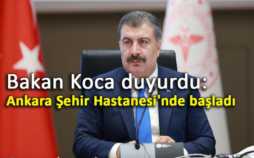 Bakan Koca'dan Turkovac Aşısına Destek Duyurusu!
