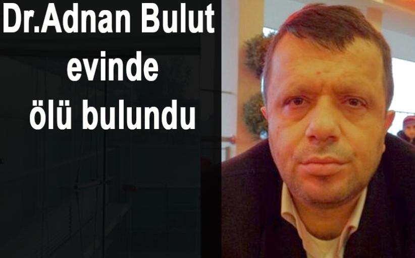 Emekli Ruh Sağlığı ve Hastalıkları Uzmanı Dr.Adnan Bulut Kalbine Yenik Düştü