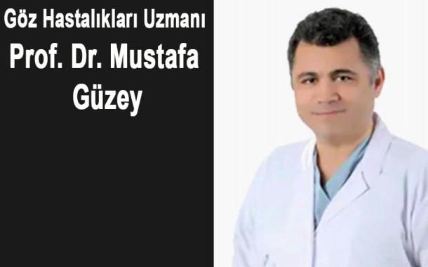 Prof.Dr. Mustafa Güzey kalp krizi geçirerek hayatını kaybetti
