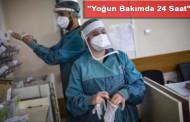 Dışkapı Hastanesi Yoğun Bakım Hemşirelerinin 24 Saati