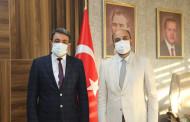Samsun Eğitim Araştırma Hastanesi'ne yeni başhekim atandı