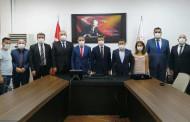 Ankara Öz Sağlık İş Sendikası'ndan İl Sağlık Müdürü'ne Ziyaret