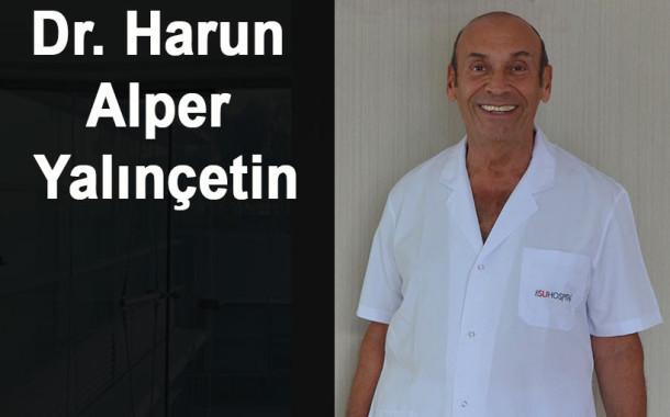 Dr. Harun Alper Yalınçetin Koronavirüse Yenildi