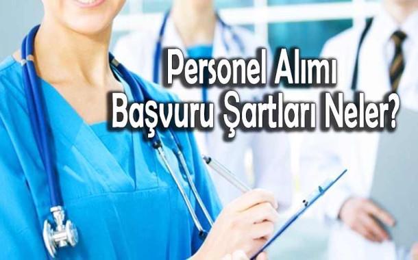 Sağlık Personeli Alımı