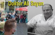 Doktor Ali Sayan koronavirüse yenildi