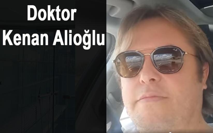 Doktor Kenan Alioğlu Koronavirüs Nedeniyle Vefat Etti