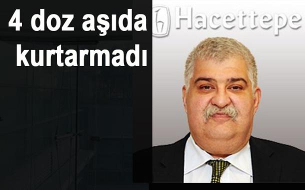 Profesör Doktor Mehmet Bülent Tırnaksız koronavirüse yenildi