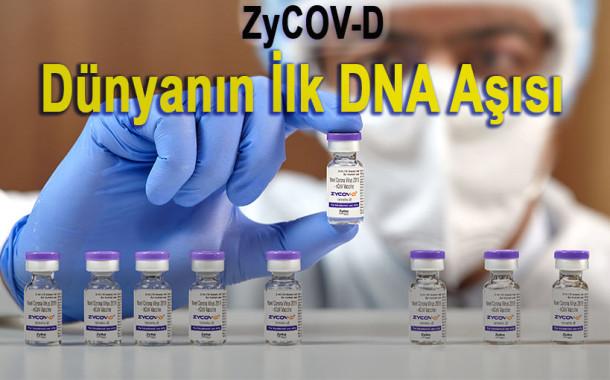 Covid-19'a karşı DNA aşısı geliştirildi