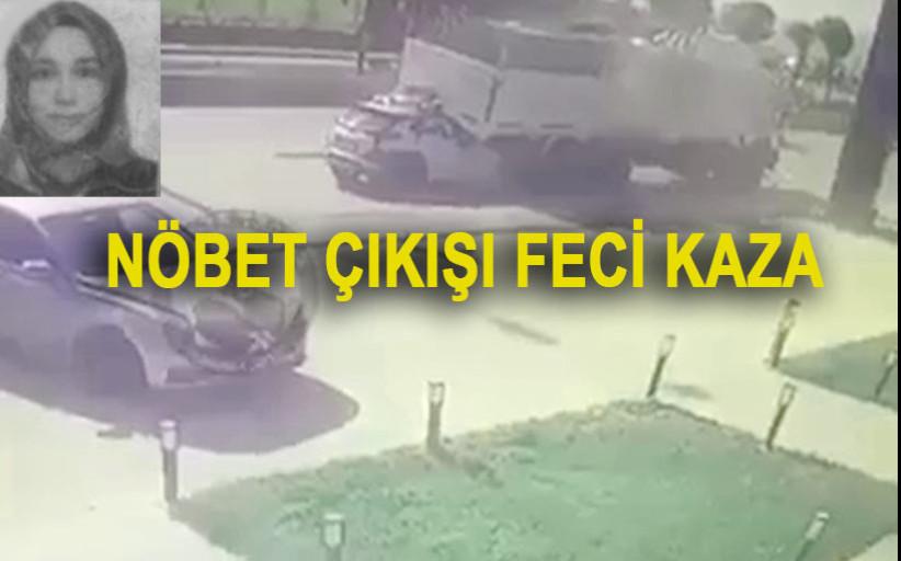 Doktor Rümeysa Berin Şen Tarafik Kazası Geçirdi
