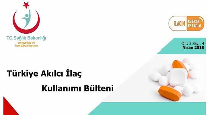 Türkiye Akılcı İlaç Kullanımı Bülteni