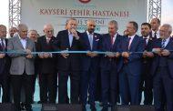 2018 Yılının İlk Şehir Hastanesi Açıldı.