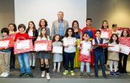 MEMORİAL Hastanesi Geleneksel Çocuk Resim Yarışmasında Kazanan Çocuklara Ödülleri Verildi