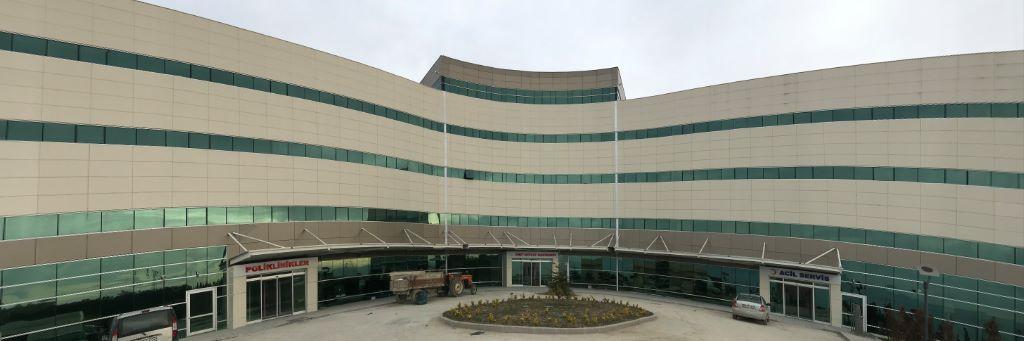 Kütahya Emet Devlet Hastanesi Açılış İçin Gün Sayıyor