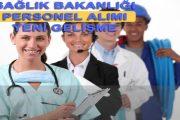 19 bin sağlık işçisi, 12 bin de doktor alınacak